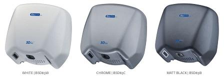 biodrier range 3d